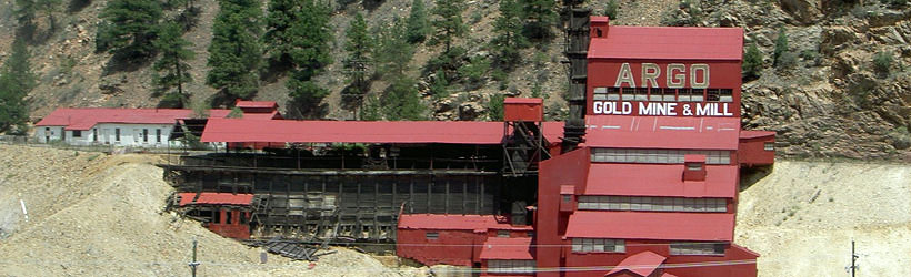 Argo Gold Mine