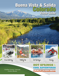 Chaffee County: Colorado's Headwater of Adventure