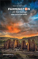 Request A FREE Farmington, New Mexico Travel Planner