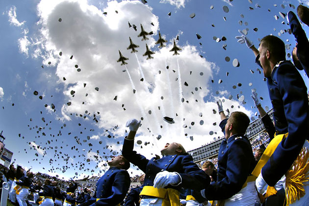 Air Force Graduation