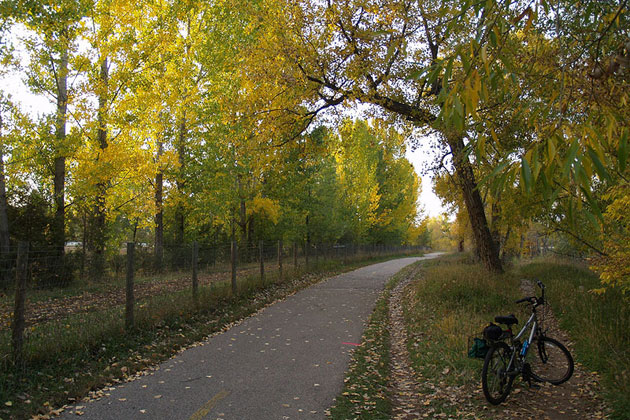 Pourdre River Trail