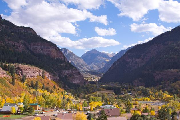 Ouray & Abrams Mountain