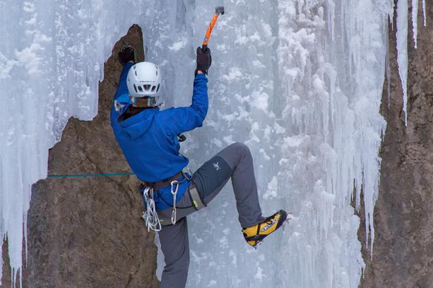Ouray Ice Climb