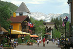 Downtown Vail