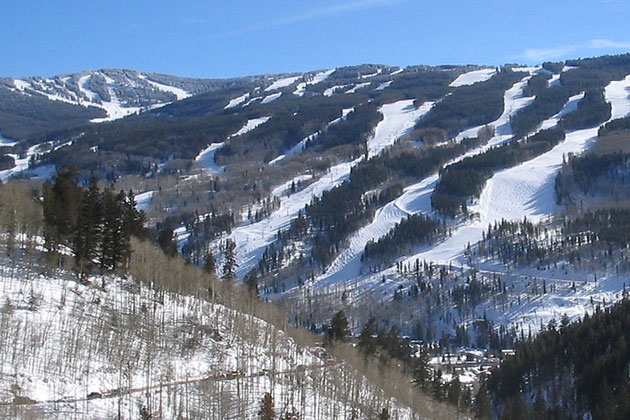 Vail and Ski Resort