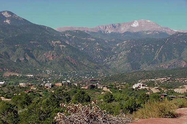Western Colorado Springs