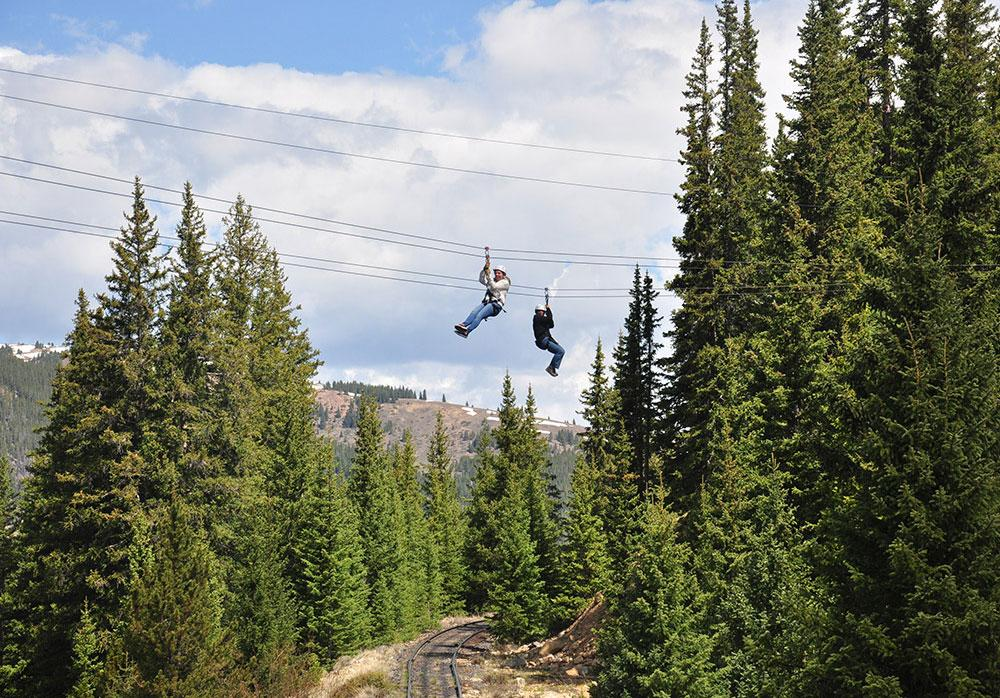 Wilderness Aware - Colorado Zipline Tours