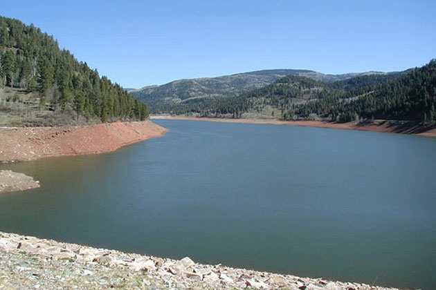 Lemon Reservoir