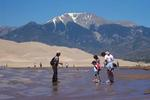 Great Sand Dunes N.P. near Alamosa, Colorado