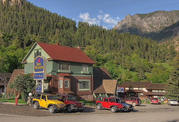 Best Western Twin Peaks Lodge & Hot Springs