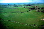 Pawnee Buttes Aerial