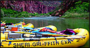 Lodore Canyon - Green River - 5 Day
