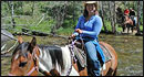 Wilderness Aware Rafting - Horseback Riding